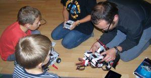 Robotyka w Sali Zabaw Radocha
