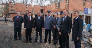 Minister z wizyt� w Czechowicach