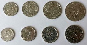 [FOTO] Które monety z RP II są podobne do współczesnych?
