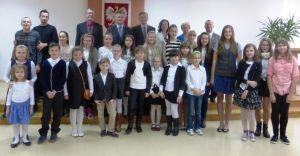 Nagrody dla szkolnych ekolog�w