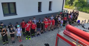 [FOTO] Za nami zawody Młodzieżowych Drużyn Pożarniczych