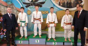 5 medali judoków z Czechowic-Dziedzic w Mistrzostwach Śląska