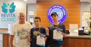 Ogólnopolski Turniej Kwalifikacyjny PZT: zwycięstwo Antka Pękały