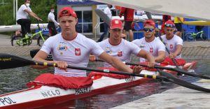 [FOTO] Juniorzy MKS startowali w Mistrzostwach Europy w Poznaniu