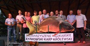 XIX Święta Karpia Polskiego w sierpniu w Kaniowie