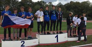 Międzynarodowe zawody z udziałem lekkoatletów MKS