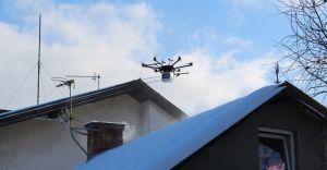 W gminie ruszą kontrole niskiej emisji z użyciem dronów