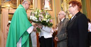 [ZDJĘCIA] Uroczyste pożegnanie proboszcza parafii pw. Św. Katarzyny