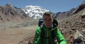 Szymon Żoczek chce zdobyć najwyższy szczyt Afryki - Kilimanjaro