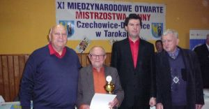 XI Mistrzostwa Czechowic-Dziedzic w tarokach - wyniki i zdjęcia