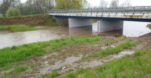 Zagrożenie powodziowe zanika. Woda we wszystkich rzekach opada