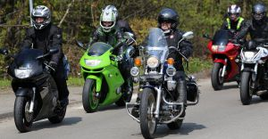 Motocykliści rozpoczynają sezon, przejadą z Bielska-Białej do Ustronia