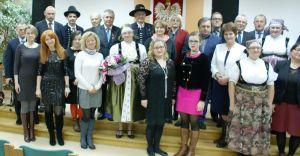 [ZDJĘCIA] Starosta bielski spotkał się z działaczami kultury