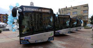 Bezpłatne przejazdy autobusami w Europejski Dzień Bez Samochodu
