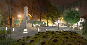 Mieszkańcy gminy mogą dołożyć się do odbudowy Pomnika Wolności