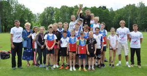 [ZDJĘCIA] Młodzi sportowcy zakończyli Szkolne Igrzyska