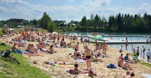 Ruszł sezon w Ośrodku Rekreacji i Sportów Wodnych w Kaniowie