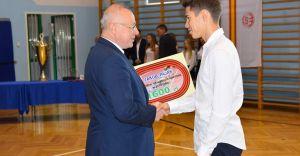 Udana inauguracja kolejnego sportowego roku szkolnego