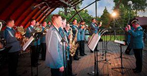 Międzygminna Rewia Orkiestr Dętych w Kaniowie