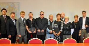 Nagrody Burmistrza dla artystów i osób upowszechniających kulturę