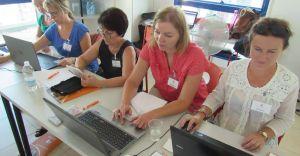 Kolejna grupa nauczycieli ZSTiL na szkoleniu zagranicznym