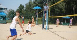 Grand Prix Czechowic-Dziedzic w siatkówce plażowej