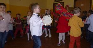 [ZDJĘCIA] Dzieci z Katolickiego Przedszkola dla seniorów