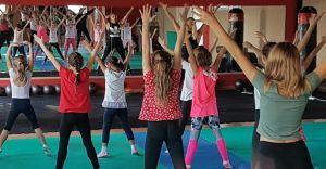 [ZDJĘCIA] Akrobatyka w Klubie Sportowym Strong Life