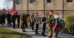 """[ZDJĘCIA] Uroczysty pogrzeb śp. Jana Kwiczali ps. """"Emil"""""""