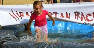 Powitanie lata na kąpielisku MOSiRu. Słoneczna pogoda i tłum uczestników