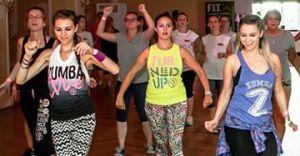 [ZDJĘCIA] II Charytatywny Maraton Zumby Fitness w Dworku Eureka