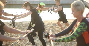 [ZDJĘCIA] Trening Boot Camp - Żwirownia Kaniów