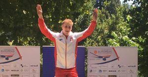 Mateusz Borgieł mistrzem Europy w maratonie kajakowym!