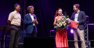 Promotio Urbis dla Elżbiety Zarębskiej - zdjęcia i wideo
