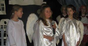 Przedstawienie świąteczne w Zespole Szkolno-Przedszkolnym nr 1