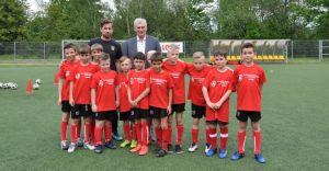 Nowy ośrodek Piłkarskiej Przyszłości z LOTOSEM w naszej gminie