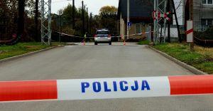 [ZDJĘCIA] Dwa pociski artyleryjskie odkryto na ulicy Górniczej