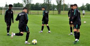 [FOTO] Uczestnicy MŚ FIFA U-20 będą trenowali w Ligocie aż do 9 czerwca