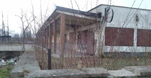 Zdegradowany teren przy Kopalnioku. Jest nadzieja dla tego miejsca