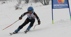 Młody narciarz alpejski z Zabrzega odnosi liczne sukcesy
