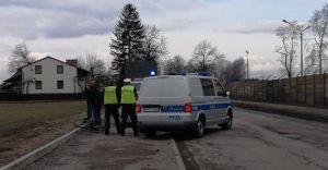 [ZDJĘCIA] Wypadek śmiertelny rowerzysty z Czechowic-Dziedzic