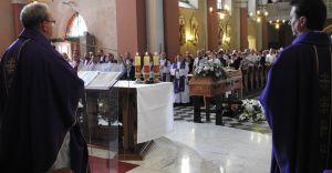 W wieku 34 lat zmarł ksiądz Tomasz Dzida, pogrzeb odbył się we wtorek