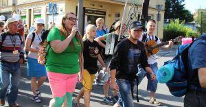 200 czechowickich pielgrzymów wyruszyło na Jasną Górę - zdjęcia