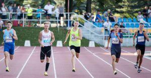 Jakub Pająk został mistrzem Polski U18 w biegu na 400m