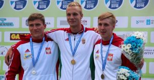 Mateusz Borgieł brązowym medalistą Mistrzostw Europy
