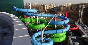 [ZDJĘCIA] Otwarcie Wodnego Parku coraz bliżej! Czas na odbiory