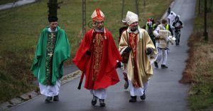[WIDEO] Wyjątkowa tradycja we wsi przy Jeziorze Goczałkowickim