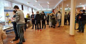 [ZDJĘCIA] VIII Targi Edukacyjne Powiatu Bielskiego