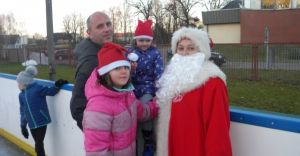 Święty Mikołaj spotka się z dziećmi na lodowisku i basenie