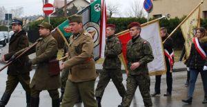 [ZDJĘCIA] Obchody Dnia Żołnierzy Wyklętych w Czechowicach